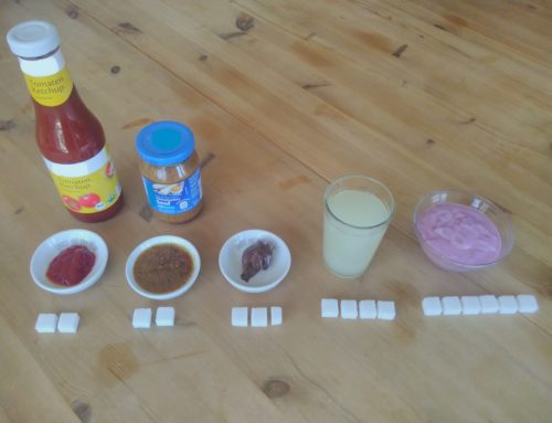 Lebenslang auf Zucker