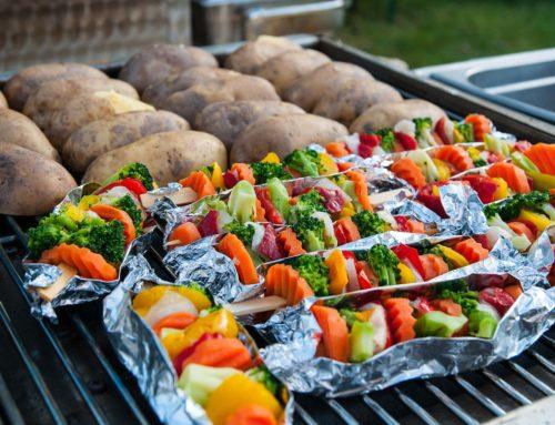 Endlich Grillzeit – Muss es immer Fleisch sein?